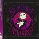 Nightmare Before Christmas Cover Album Japan Music CD Bonus Track NEW