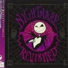 Nightmare Before Christmas Cover Album Japan Music CD Bonus Track NEW
