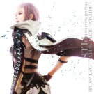 LIGHTNING RETURNS FINAL FANTASY XIII Soundtrack PLUS Japan Game Music CD NEW
