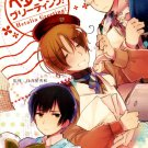 Hetalia Greeting DVD-ROM Japan Postcard Design DVD NEW