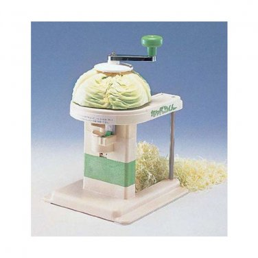 CHIBA Japanese Cabbage Slicer,Cutter Vegetable Turning Slicer Manual NEWF/S