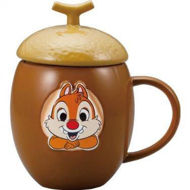 Disney Chip 'n' Dale Acorn Mug porcelain cup Dale kawaii Japan Anime New