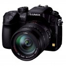 Panasonic LUMIX DMC-GH4-K 4K Mirrorless Micro Camera Lens Kit 4/3 with 14-140mm