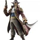 New Megahouse One Piece Portrait of Pirates Neo-DX Gol D. Roger PVC Figure Japan