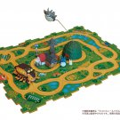 Ensky My Neighbor Totoro Cat Bus rail puzzle Matsugo set toy ghibli aniime D81