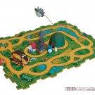Ensky My Neighbor Totoro Cat Bus rail puzzle Matsugo set toy ghibli aniime D81