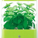 U-ING Green Farm Cube Hydroponic Grow Box Vegetable, herb cultivating unit Green