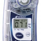 ATAGO Digital Hand-Held Pocket Refractometer PAL-sio Brand New from Japan NEWF/S