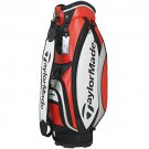 New TaylorMade Golf SY555 TM CORE Caddy Bag 6 (9.5 / 47inch) B16147 Red