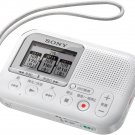 SONY LX Series MP3 Digital Voice Recorder White ICD-LX30 /W From Japan NEW