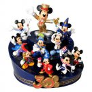 Mickey Mouse Tokyo Disney Resort 30th Anniversary History Figure Japan limited!
