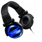 Pioneer Sealed dynamic stereo headphones Blue SE-MJ732-L Free shipping NEW