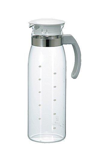 Hario refrigerator Slim tea pot N RPL-14BW