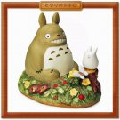 "Sekiguchi Studio Ghibli My neighbor Totoro Music box""Staring contest""Japan"