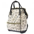 Disney Doctor's Mickey & Friends white backpack (L) from japan F/S gift Handbag