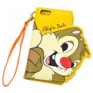 Disney Case Cover For iPhone6Plus Face Chip 'n' Dale F/S From Japan Brand New!!