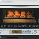 Japan Hitachi MRO-NS8-W Superheated Steam Oven 31L Pearl White Chef Japanese New