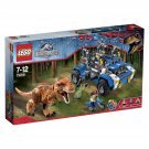 LEGO Jurassic World T. rex Tracker (75918) NEW F/S