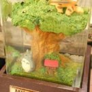 My Neighbor Totoro Aqua plant Aquarium diorama from JAPAN F/S
