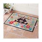 DISNEY Mickey Washable Entrance Porch Doorstep Mat Rug Carpet from Japan