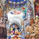 Disney Jigsaw Puzzle All Disney characters Museum D-2000-513 2000 pieces Tenyo