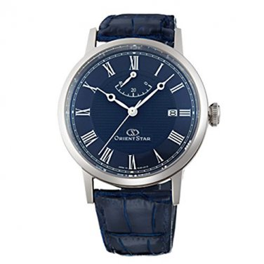 ORIENT Star automatic Men's wrist watch WZ0331EL JAPAN (with manual winding) F/S