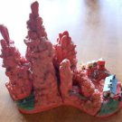Big Thunder Mountain 3 Parts US My Disneyland Diorama Miniature F/S Pluto Micky