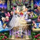 Disney Small pieces Jigsaw Puzzle Wedding Dream 2000 Pcs Tenyo Japan Freeshippig