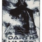 Disney STAR WARS Darth Vader Lag Room carpet Large size! Made in JAPAN F/S NEW