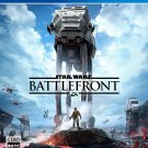 PS4 STAR WARS BATTLE FRONT Japan ver. import from Japan NEW!!
