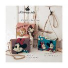 Disney JAPAN 2-way shoulder bag Brown (Minnie Mouse) From JAPAN