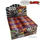 Star Wars Bikkuriman Chocolate Wafer IV-V-V 30 pcs Stickers The Force Awakens