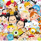 Disney *TSUM TSUM* Jigsaw Puzzle 1000 Piece from Japan