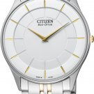 CITIZEN collection Eco-Drive Men's Wrist watch Slim AR3014-56A Made in Japan NEW