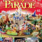 Disney parade NO.41 Disneyland diorama JAPAN DeAGOSTINI Miniature kit disneyana