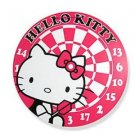 "Kawaii! Hello Kitty Darts board set 13.3"" game from JAPAN Pink Brand NEW F/S"