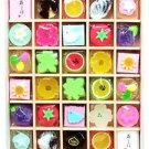"F/S ""Garden of Kyoto"" KYOGASHI Candy Jelly Traditional Japanese Sweets Japan"