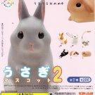 Las stock!! Kitan Club ntc.Puff Rabbit Bunny Mascot Part 2 full set of 7 JapanFS