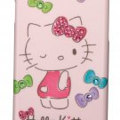 iPhone6 case Hello Kitty Shell Jacket point Jewelry from Japan