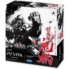 SONY TOUKIDEN ONIGARA PlayStation VITA Console Set PSV JAPAN Game soft NEW F/S
