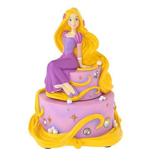Princess Rapunzel Jewelry Case Figure � Disney Store box Japan NEWFree shipping