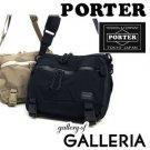 Made in JAPAN! NEW PORTER Klunkerz Shoulder Bag S Yoshida Bag 568-08175 Black