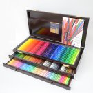 NEW Holbein Artists' colored Pencil of 150 colors Wood Box Set from Japan Gift