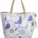Disney ROOTOTE Cinderella tote bag leather shopping travel shoulder bag NEW FS