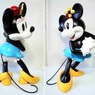 "Minnie Mouse Oversize Statue 23.6"" Figure Disney Display BIG Realistic dollJAPAN"