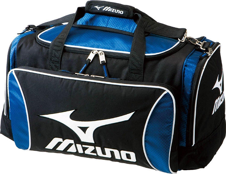Mizuno 044 Golf Boston Bag 45L navy Black � Blue 45BM90771 NEW Free shipping