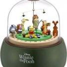 Winnie the Pooh Trick rotation Clock Music box Glockenspiel Diorama ClockJapan