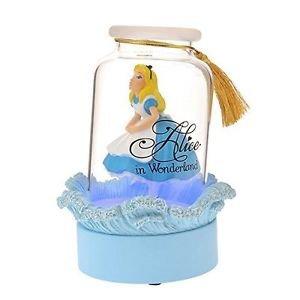 Tokyo Disney Store Alice in Wonderland LED Light Table lamp Room lamp Figure NEW