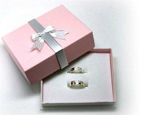 Snow princess Sakura Jewel Ring Sterling Silver x K10 Gold Cherry Blossom JAPAN