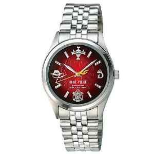 One piece Fire Fist Ace Flame Memory Japan Limited Official Memorial Watch NEWFS